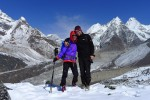 A Match Made in the Himalayas: Kershaw and Steira Engaged on Nepal's Mera Peak