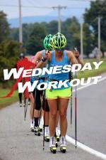 Wednesday Workout: 100 k Ski-A-Thon with SMST2