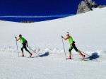 GRP Finds Stellar Conditions at On-Snow Camp in Austria