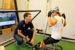 One Wild Ride: U.S. Paralympics Innovates Sit-Ski Treadmill Technique Training (Video)
