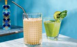 The Hungry Skier: Fall Single-Serving Smoothies
