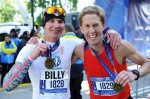 Demong Braves Wind, Crowd to place 51st in NYC Marathon