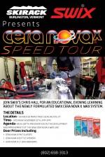Swix Announces Cera Nova X Speed Tour