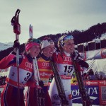 Bjørgen Holds Off Whippersnapper Nilsson to Sweep Davos Weekend