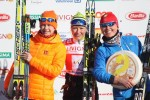 Wild Card on the FIS Marathon Cup, Brooks 2nd in La Sgambeda