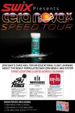Swix Presents Cera Novax Speed Tour