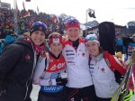 Tandy, Beaudry Snag Final Two Spots on Biathlon Canada's World Cup Team
