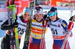 Bjørgen Stays Vigil on an Icy Davos Course for 1st Distance Win of Season