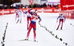 Bjørgen Continues Her Tour de Ski Dominance with Sprint Win