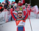 Bjørgen Cruises to First Tour de Ski Title; Stephen Takes Fifth