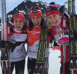 Bjørgen in a League of Her Own with Huge Prologue Victory in Oberstdorf