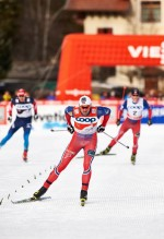 A Northug Classic: Norwegian Waits, Lurks, Pounces for Victory in Toblach Pursuit