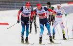 Ustiugov Powers Russia to Otepää Team-Sprint Win; Canadian Men Eighth