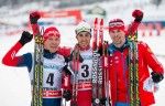 Pellegrino Wins in Rybinsk, Sets Consecutive Sprint Record