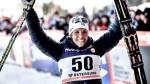 Kalla Untouchable in Östersund World Cup 10 k; Bjørgen Takes Overall World Cup Crown