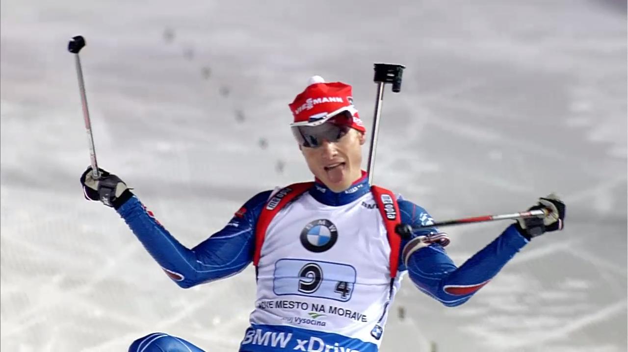 Alexey Volkov - Russian biathlete 51
