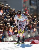 Harvey Overcomes Early Struggles, Leads 5 North Americans in Top 30 in Lillehammer