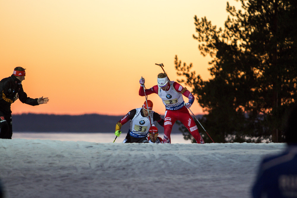 IBU Communicates Some Russian, Latvian, and Moldovan Biathletes Test Positive for COVID
