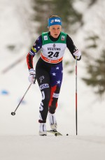 Bjornsen, Diggins Earn Top-20 Finishes for U.S. in Lahti 10 k Classic