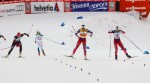 Randall Returns to Podium as Bjørgen Claims Victory in Lahti Skate Sprint