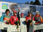 Brooks Narrowly Misses Overall FIS Marathon Cup Victory, 10th in Ugra