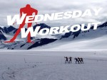 Wednesday Workout: 'Last One, Long One,' APU's Three-Hour Ski on Eagle Glacier