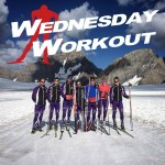 Wednesday Workout: Post-Camp Pain Train with WinSport Junior XC Team