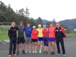 Casting a Wider Net: 'International Biathlon Team' Shares Shooting Tactics in Sirdal