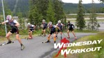 Wednesday Workout: The Triple 'S' (Skate Sprint Simulation) with the International Junior Camp