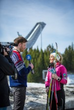 Johaug Breaks Other Hand in Livigno Running Fall