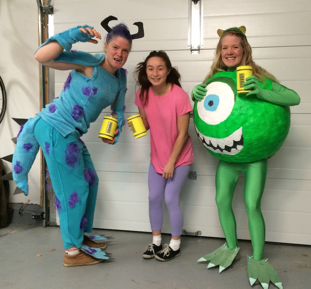 Halloween Costume Contest Winners From The Pros To Average Joes Fasterskier Com