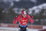 Canada's Smith 9th, Macx Davies Stuns in 10th in Östersund Sprint