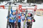With Ever-Pressing Diggins, U.S. Women Grab Final Podium Step in Lillehammer 4 x 5 k Relay