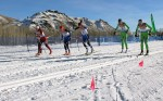 Rorabaugh Strides to Sun Valley Sprint Win, Holds Off Craftsbury's Miller and Patterson