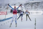 Mäkäräinen Moves Late to Take Östersund Pursuit; Crawford 23rd