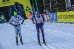 Newell Gives Distance Double Poling a Shot, Second in Dolomitenlauf Classic