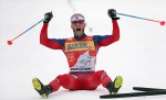 Sundby Clinches Third Tour de Ski Title; Harvey Finishes Climb 14th Overall