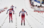 Weng Finally Outduels Østberg for First World Cup Win; Bjornsen Ninth in Stage 7