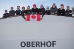 From Oberhof to Campra: Photos from Canada's Junior B-Tour