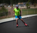 Rollerski Review: Rundle Sport's FLEX Rollerski
