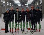 Craftsbury Splits Camp Between Slovenian Ski Tunnel and Dachstein Glacier