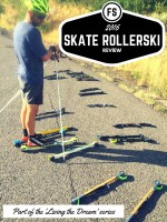 Living the Dream: 2016 Skate Rollerski Review