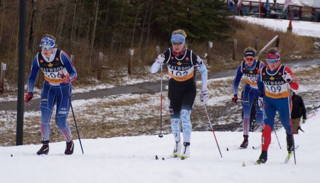 The Ladies A final at Frozen Thunder 2016 (Photo: Jenn Jackson)