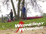 Wednesday Workout: Rollerski-Canoe Combo with the Kids