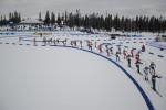 Dzhima and Fourcade Take Mass Start Wins in Sjusjøen