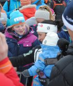 Bjørgen Wastes No Time With Beito Comeback; Tønseth Wins Again