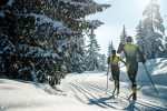 Fischer Prepares for West Yellowstone Thanksgiving Ski Fest 2016
