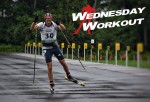 Wednesday Workout: Double Poling with Biathlete Tim Burke