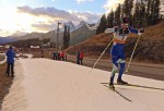 Second to Valjas in Skate Sprint Qualifier, Thompson Takes Top Prize