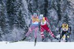 Ustiugov Wins Third-Straight Stage; Harvey 4th, Kershaw 10th in Skiathlon
